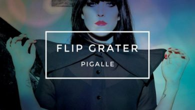 Photo of Flip Grater en voyage à Pigalle
