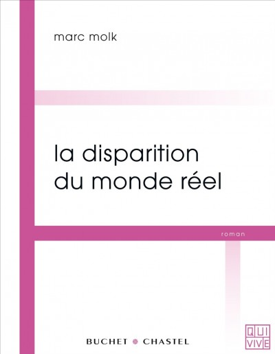 La disparition du monde réel