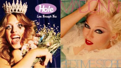 Photo of Madonna/Hole, 1994 : Blonde Ambitions… Fight !