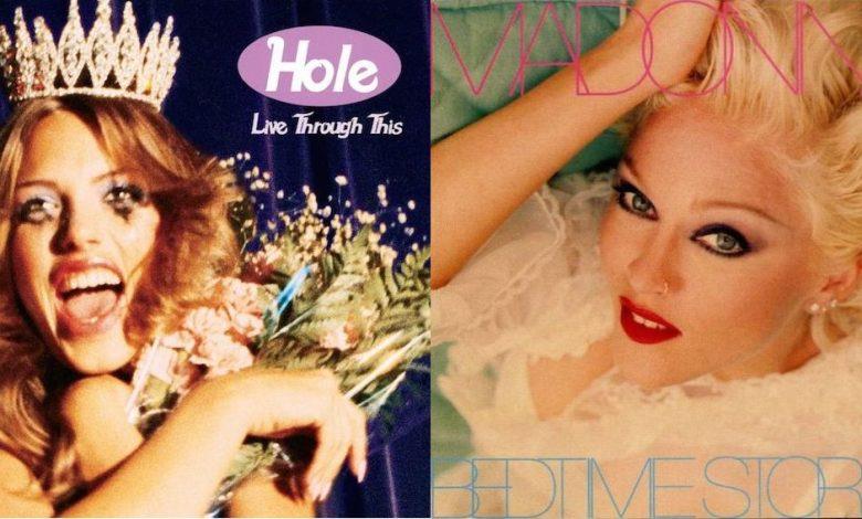 Photo de Madonna/Hole, 1994 : Blonde Ambitions… Fight !
