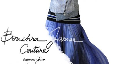 Photo of Fashion Week – Couture Automne Hiver 2014/2015 – Bouchra Jarrar