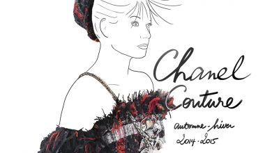 Photo de Fashion Week – Couture Automne Hiver 2014/2015 – Chanel