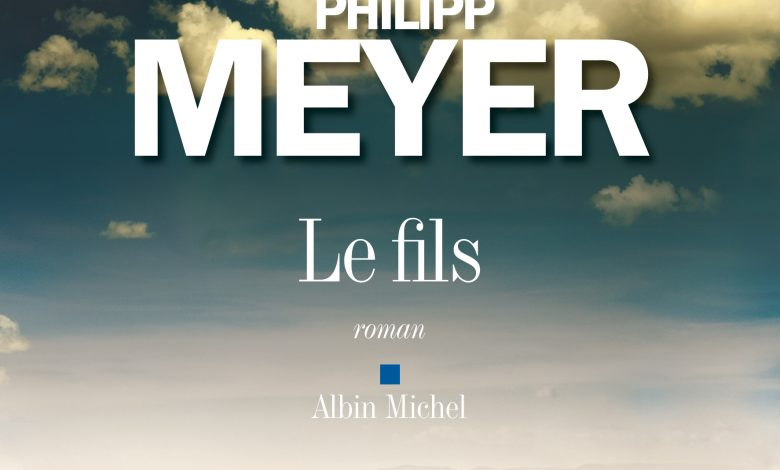 Photo de « The good son » Le fils de Philipp Meyer