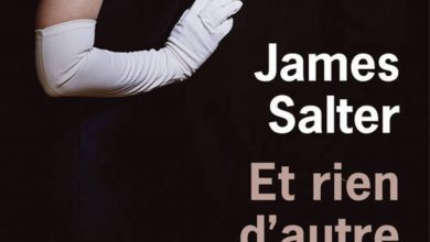 Photo de Et rien d'autre de James Salter