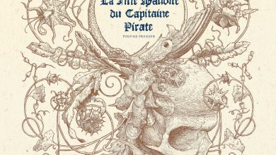 Photo of La Fille maudite du capitaine pirate : un bijou déjanté !