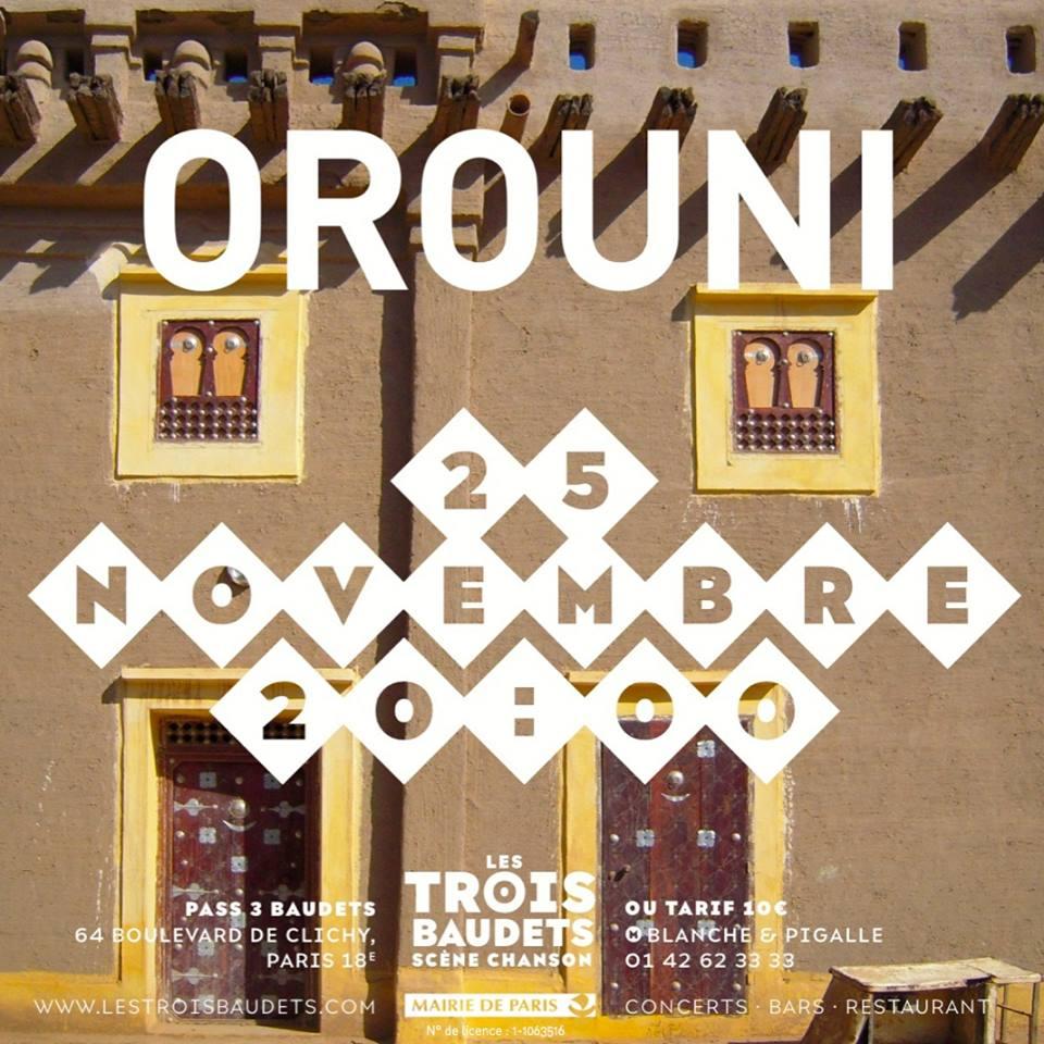 Orouni 3 Baudets