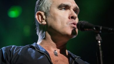 Photo of Morrissey au Grand Rex : Retour De Flamme