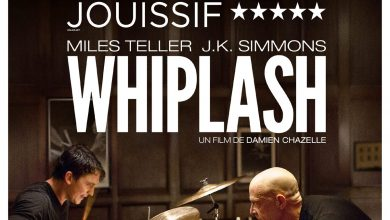 Photo of Whiplash : Du sang et de la sueur