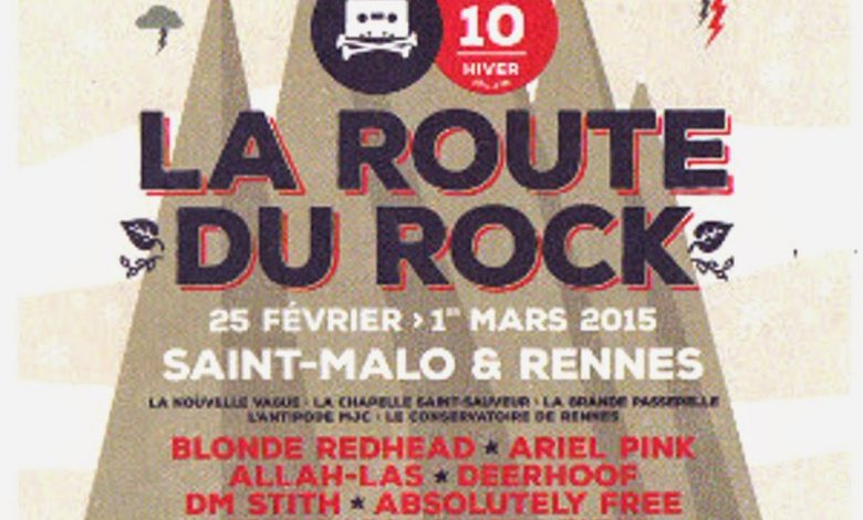 Photo de Un vendredi à la Route Du Rock
