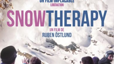 Photo of Snow Therapy de Ruben Östlund : Des dangers du hors-piste.