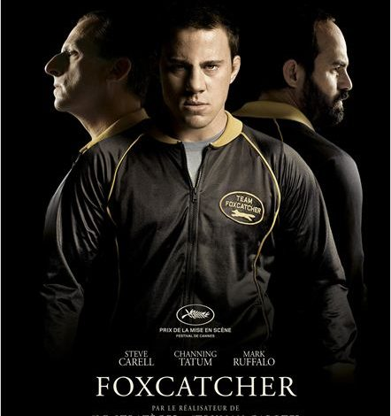 Photo de Foxcatcher de Bennett Miller : Rétention du domaine de la lutte