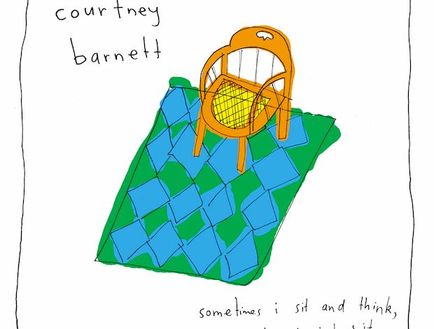 Photo of Courtney Barnett – Sometimes I Sit And think, And Sometimes I just sit : retour gagnant