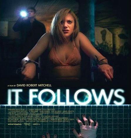 Photo of It follows : Fuis-moi je te suis