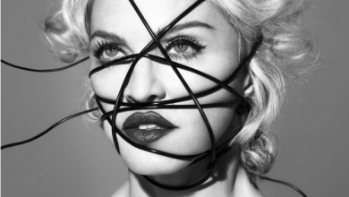 Photo of Madonna, Rebelle Fade
