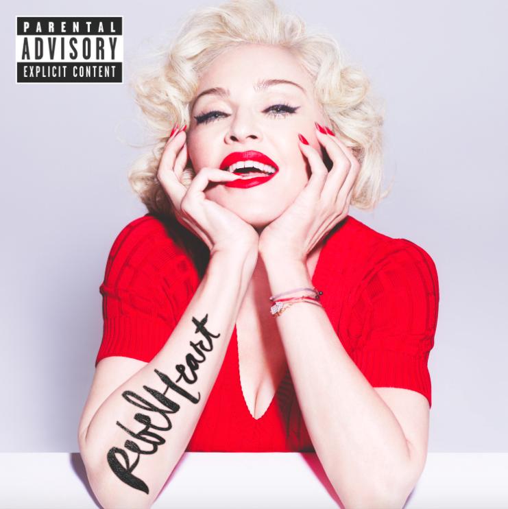 Madonna - Rebel Heart 2