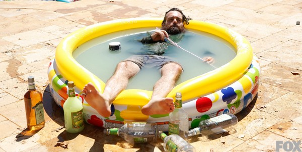Introducing the bottomless margarita pool!