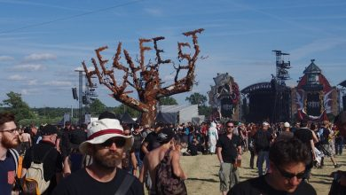 Photo de Hellfest In Heaven : day free