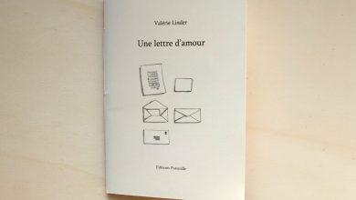 Photo of Coup de cœur, coup de poing pour… Une lettre d'amour !