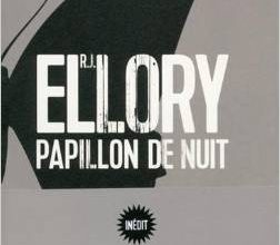Photo of Papillon de nuit RJ Ellory