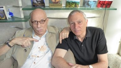 Photo of Jean-Paul Gratias, traducteur de James Ellroy et David Peace : « Je suis un caméléon. »