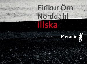 Photo of Eirikur Örn Norddahl, « Illska » : le roman comme un cheval fou