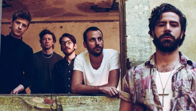 Photo de Foals, What Went Down ? Everything But You…