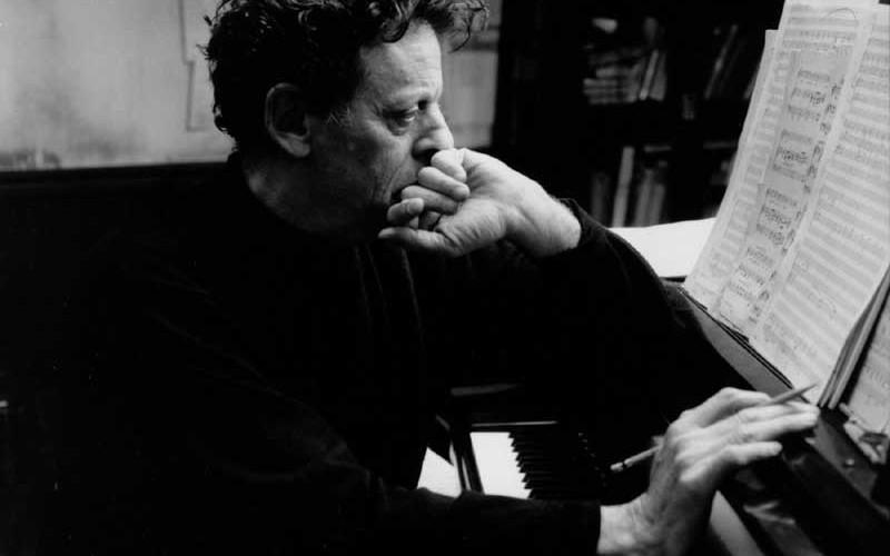 Philip Glass, La Musique Que L'on écoute Avec Les Yeux