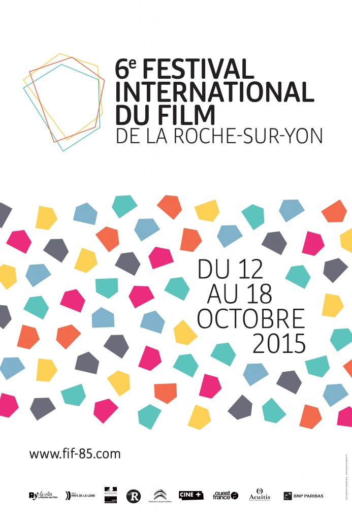 Affiche Festival 2015 FIF85