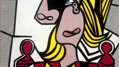 Photo de Picasso, pris en hommages au Grand Palais