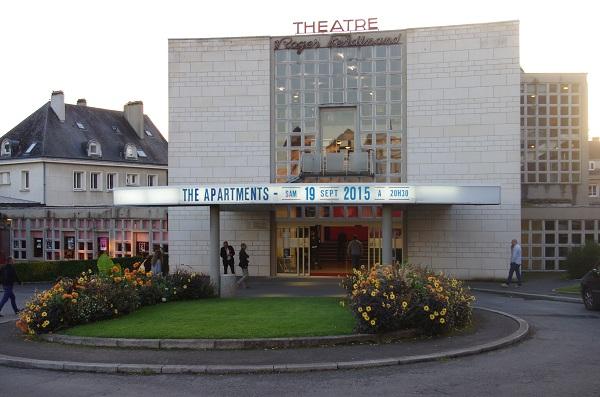 TA theatre