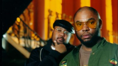 Photo of Blackalicious à Laval