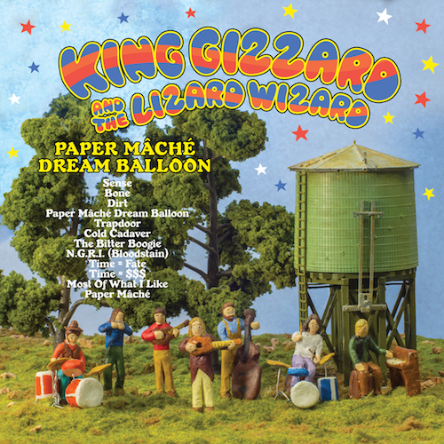 King Gizzard Davcom 2