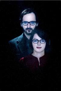 martin Page et Coline Quierré