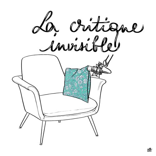 la critique invisible / fiction
