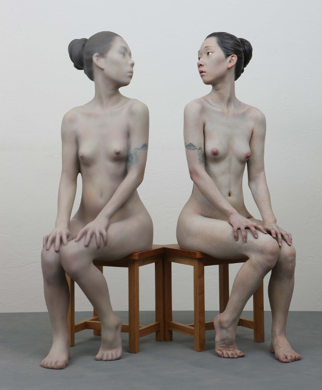 "Xooang Choi, ""Reflection"" (2012)."