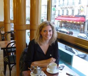 Céline Leroy (photo Velda)
