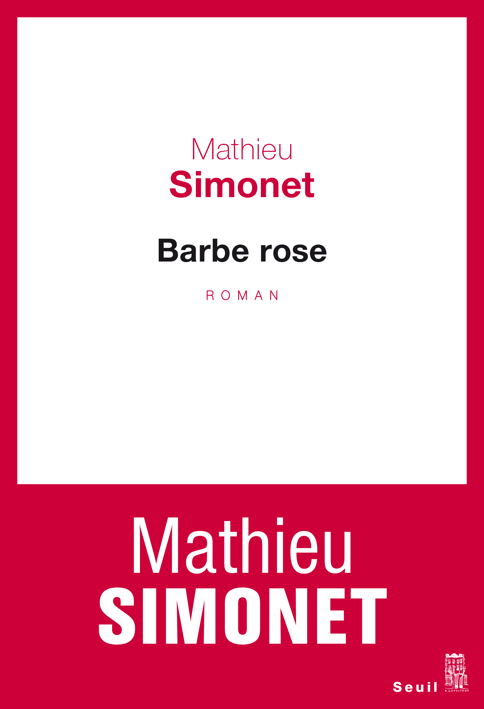 Barbe Rose Mathieu Simonet