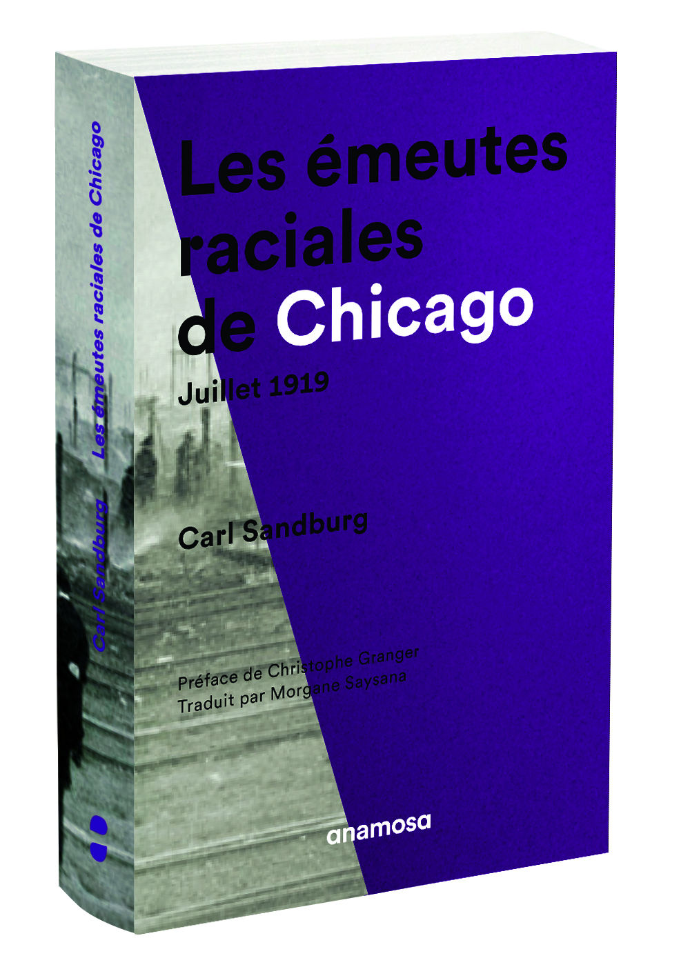 Chicago - Couverture