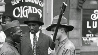 Photo of Les émeutes raciales de Chicago, juillet 1919 publiées chez Anamosa