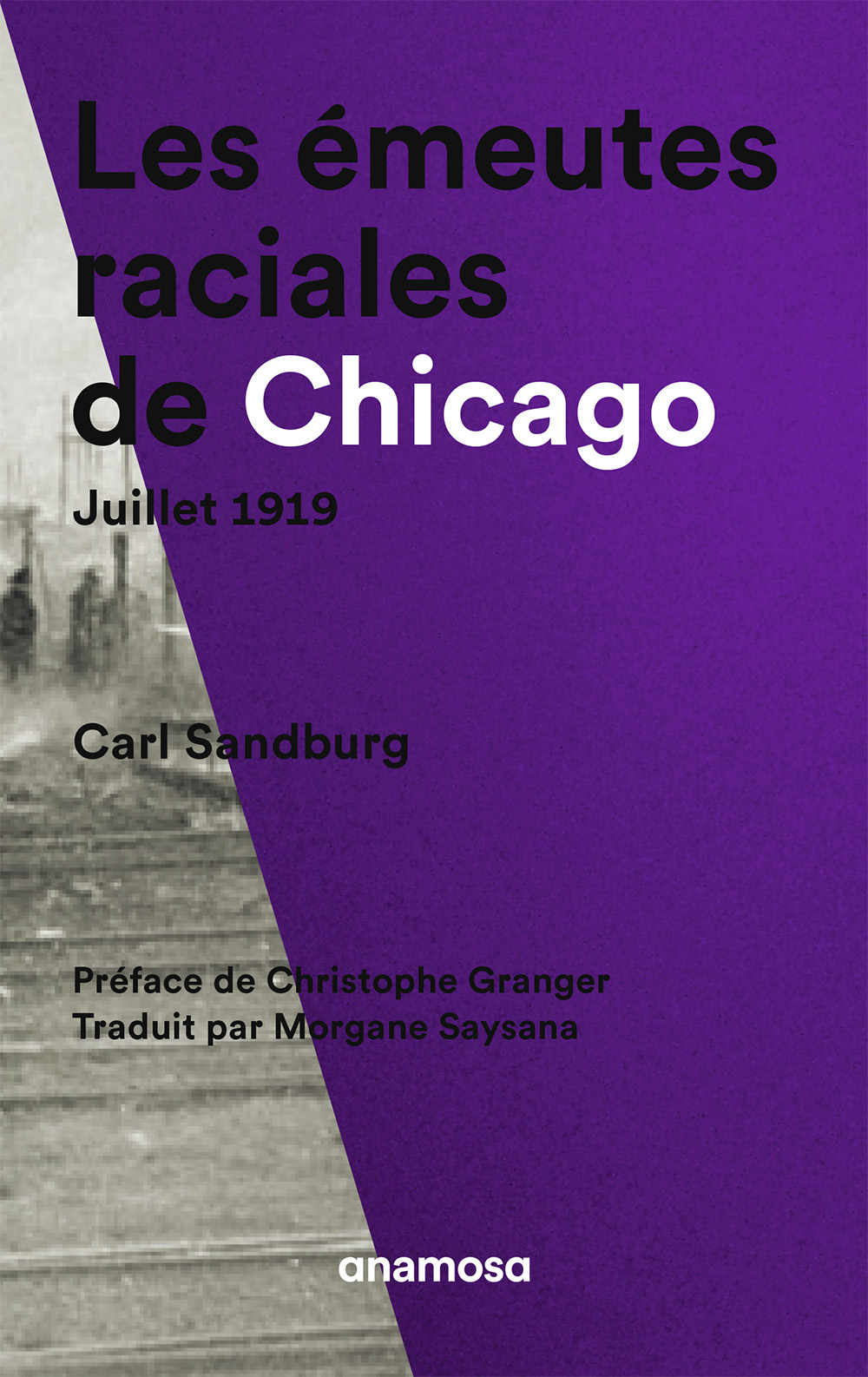 Chicago - Une de couverture