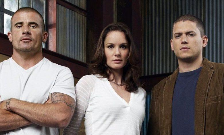 Photo de Prison Break, le retour !