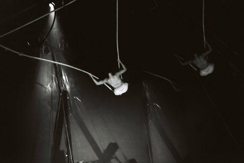 Cirque Pardi! - Borderland - Chalon dans la Rue 2015 © Sileks