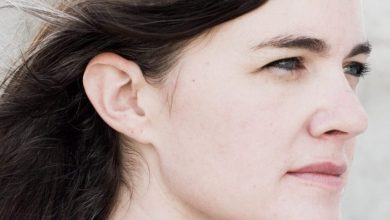 Photo of Julianna Barwick nébuleuse lumière
