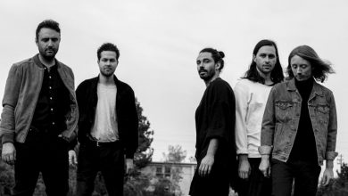Photo de Local Natives, dans l'attente de Sunlit Youth