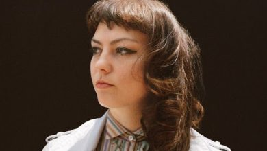 Photo of Angel Olsen à la rentrée