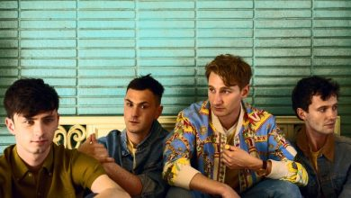 Photo de Glass Animals, dans l'attente de How To Be A Human Being