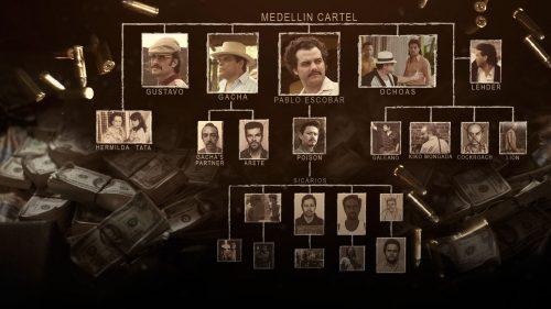 Narcos cartel