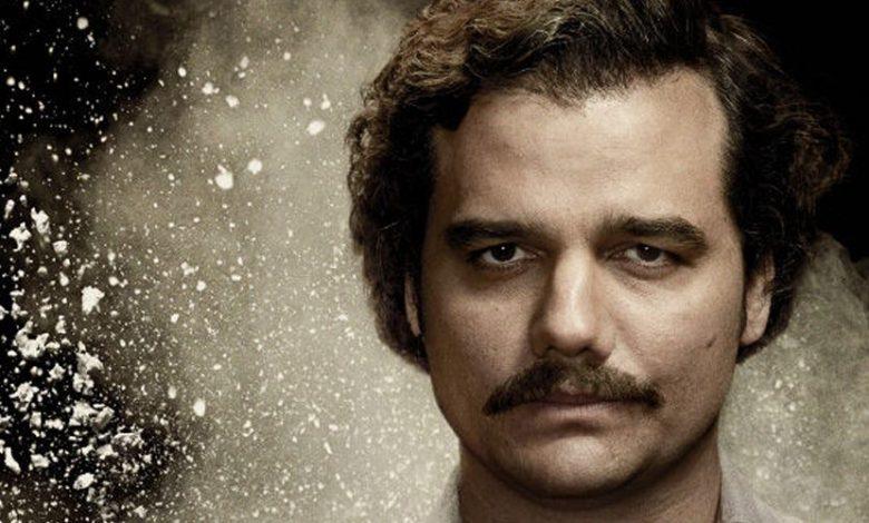 Photo de Pablo Escobar is back !