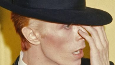 Photo de The Man who changed our world : David Bowie par Lambchop