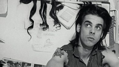 Photo of Nick Cave dans le rétro